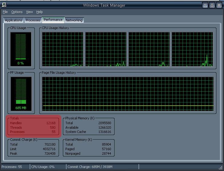 Windows Monitoring