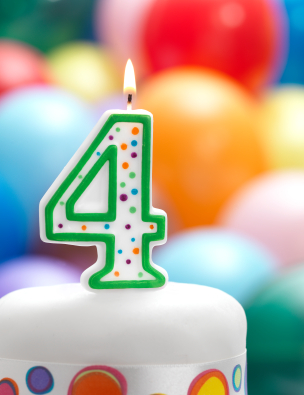 WintelAdmin.com - 4th Anniversary.